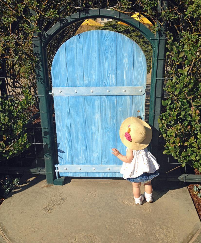 the door | Website of WILLIAM ANTHON...