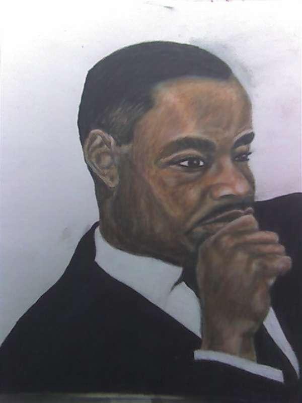 Contenplation MLK   Arron Professional Works ...