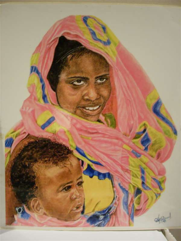 Mother to Child | Arron Professional Works ...