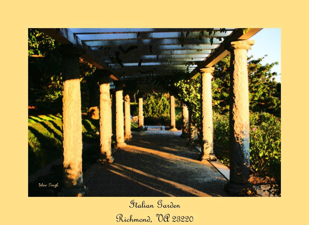 Italian Garden | Gallery of Just Imagine P...