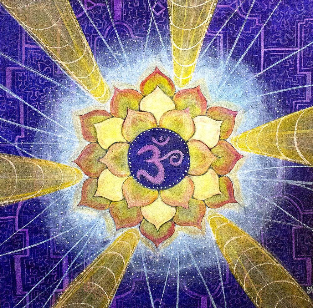 Sahasrara   Spira Lotus Art and Photo...