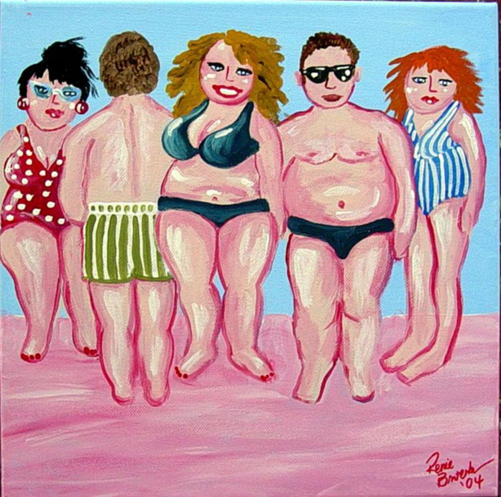 D_beachpeople | Renie Britenbucher, Artis...