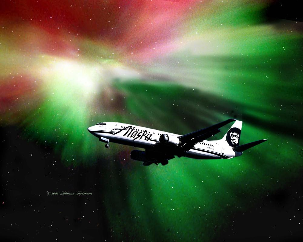 DA_086_FlyingThrough_Oct_... | Alaska Artist Dianne Robe...