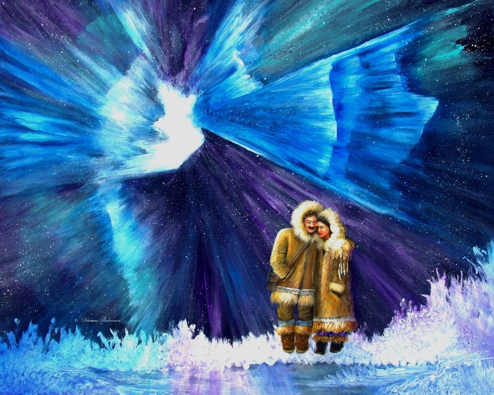 Don't  Say Goodbye | Alaska Artist Dianne Robe...