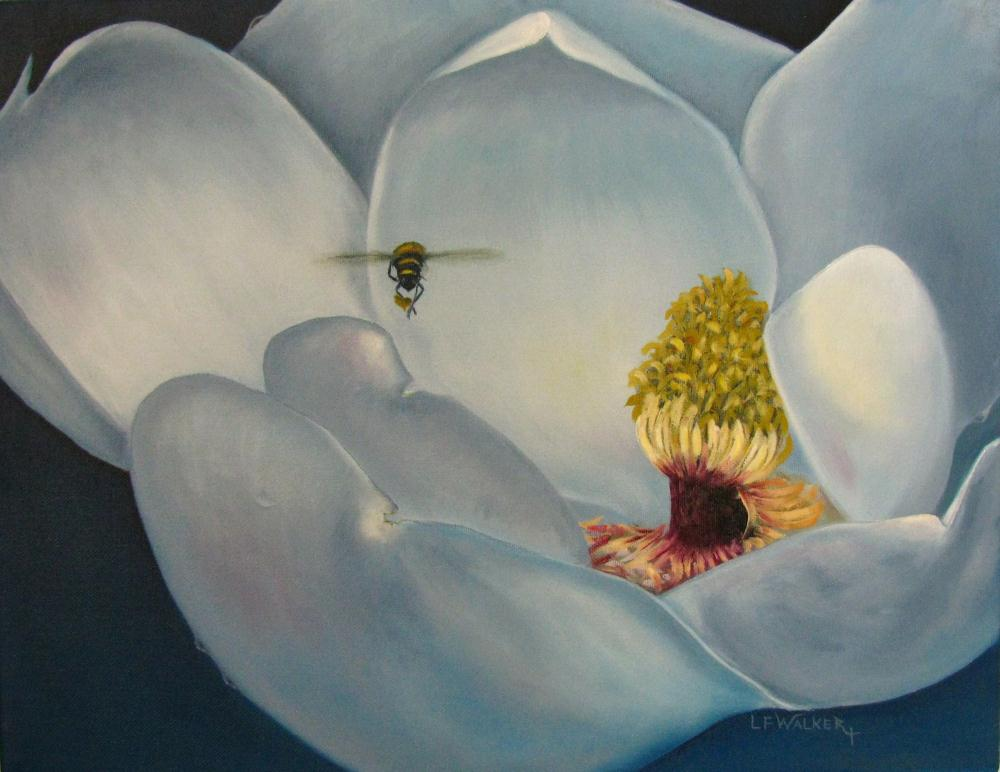 The Magnolia and The Bee |