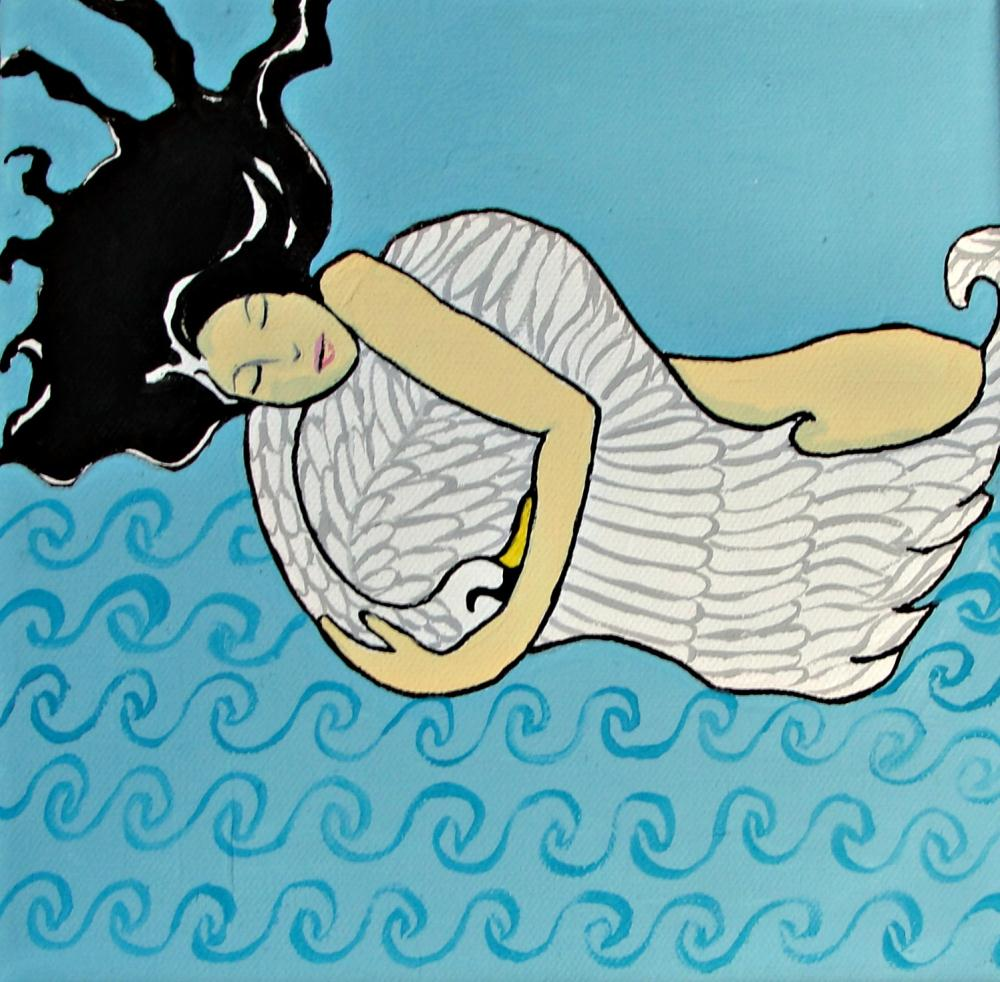 blueleda   Sherry Pearl Art