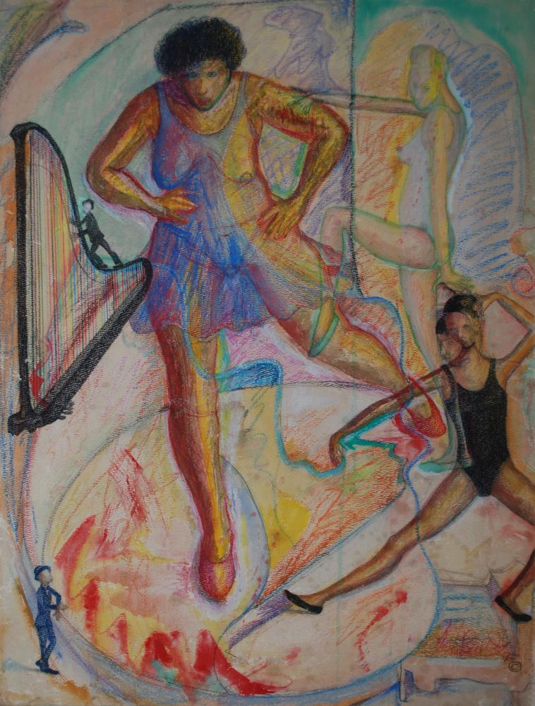 DANCE C0NTEST | JOHNPOWELLPAINTINGS