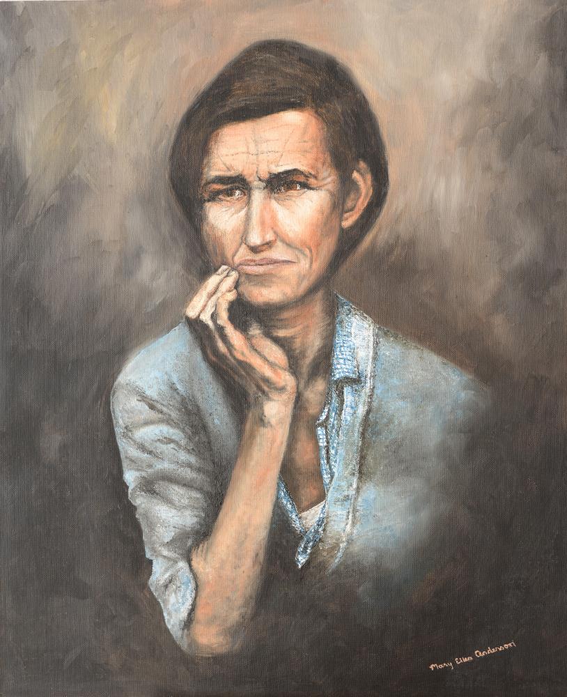 Hannah   Mary Ellen Anderson Fine ...