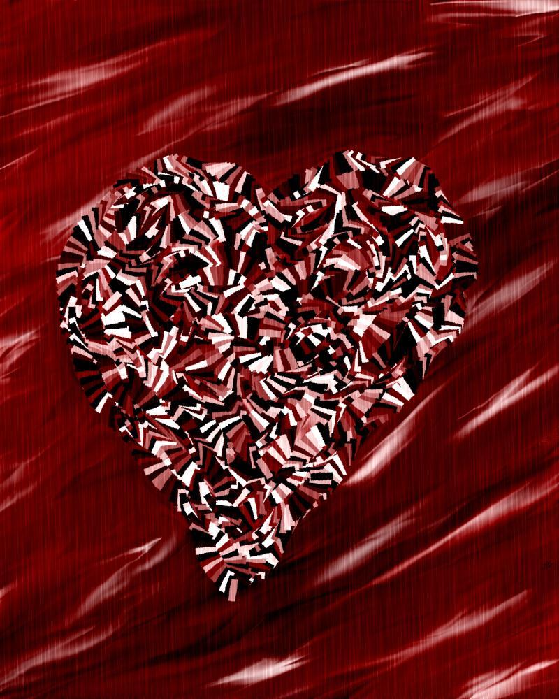 Heart on a Sleeve | EMG Art