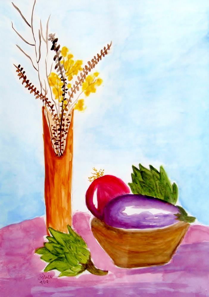 ArticokesandEggplant | Vivid Perceptions by Jami...