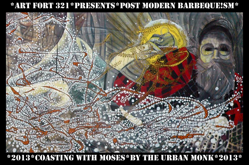 Coasting with Moses   Art Fort 321