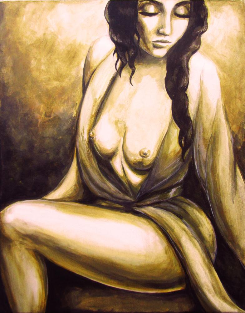 The Dressing Room | Mish Mash art