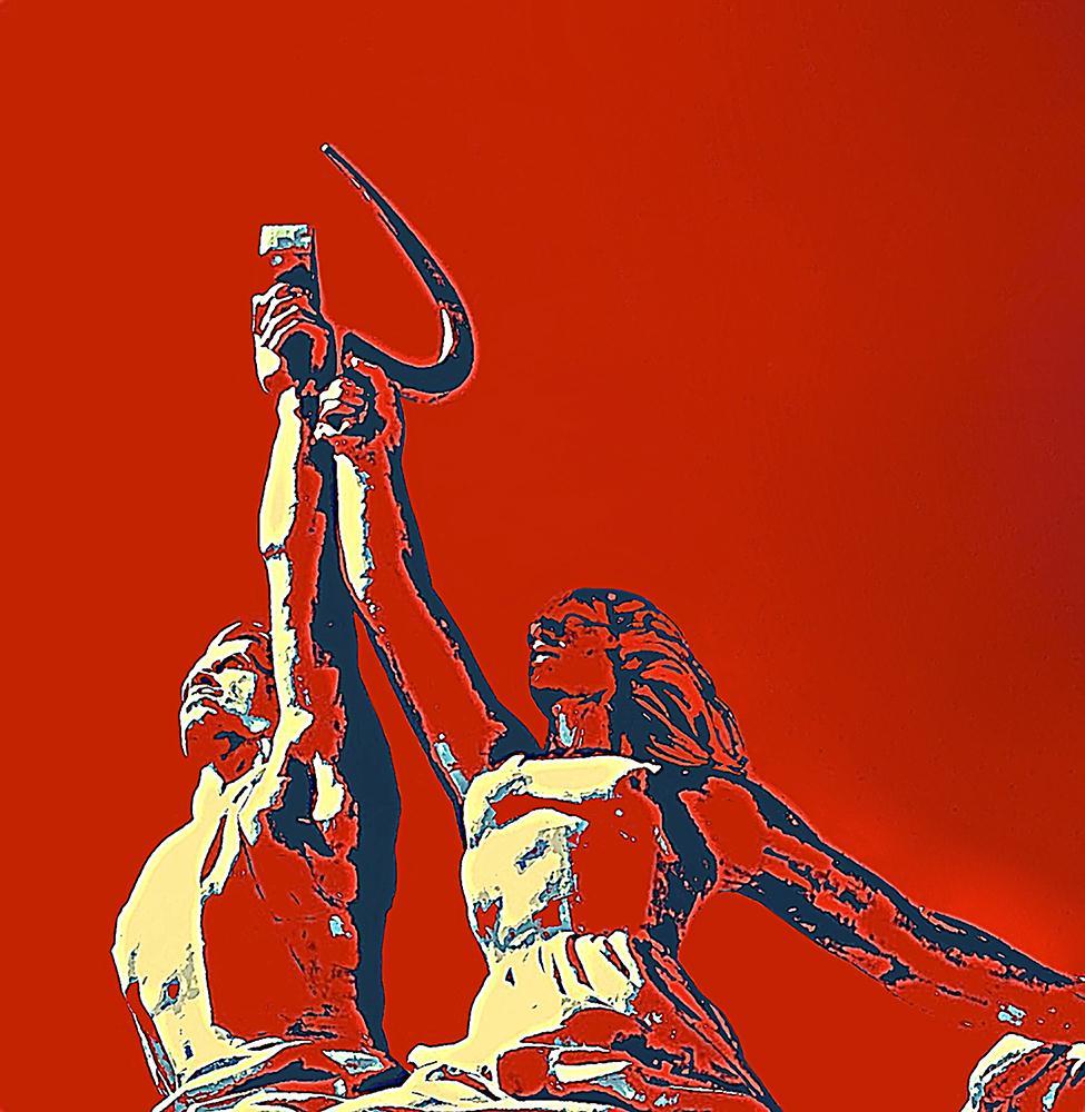 EHRUSR1025 | RED ARMY ART