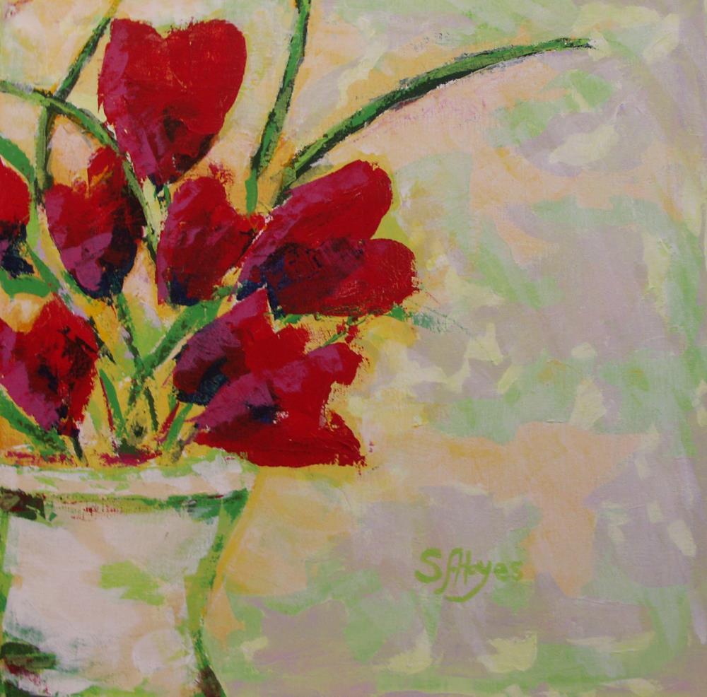 Tulips | Steven F Hayes - Maine Ar...