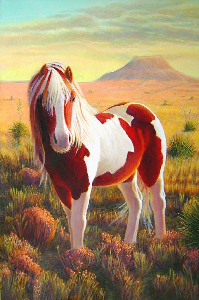 SouthwestWildPonyFW   Charles Wallis Texas Arti...