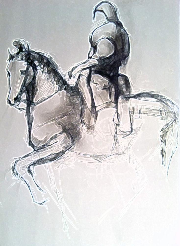 Statue of Bartolomeo Coll...   JMir Art Studio