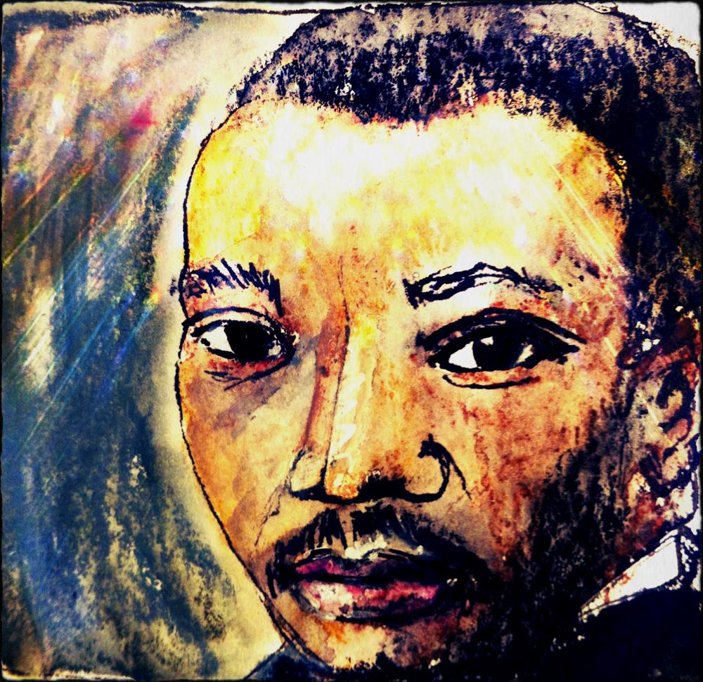 Martin Luther King, Jr. | Marianna Seger