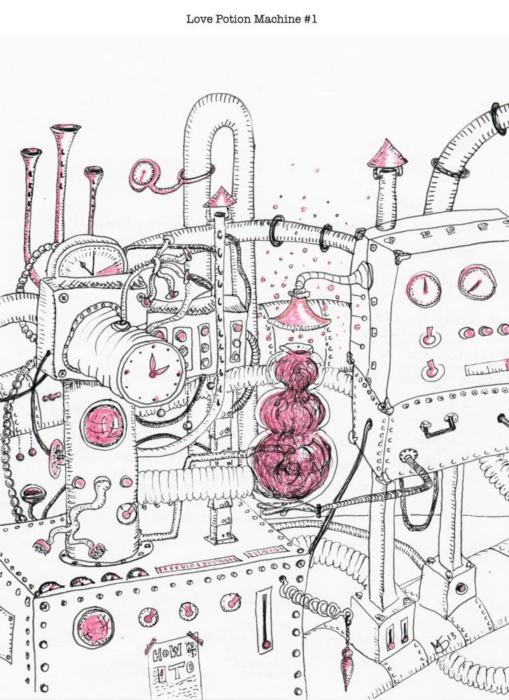 Love Potion Machine | Marianna Seger