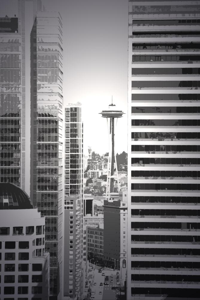 Downtown Seattle | Photos by Pinta