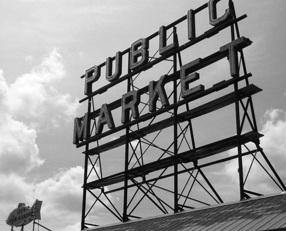 Pike Place Market  | Photos by Pinta