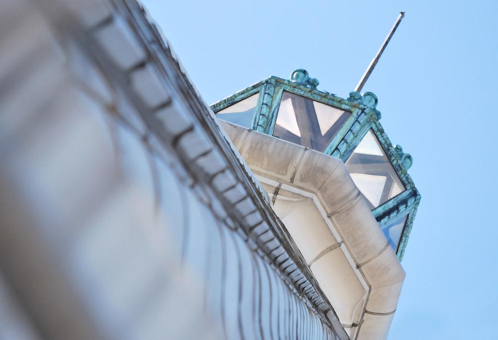Top of Smith Tower | Photos by Pinta