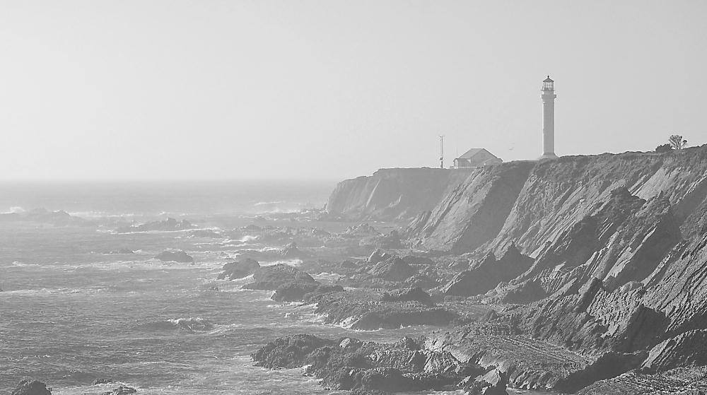 Point Arena Lighthouse    Photos by Pinta