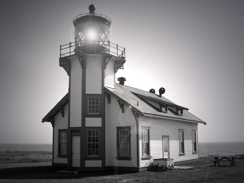 Point Cabrillo Lighthouse   Photos by Pinta