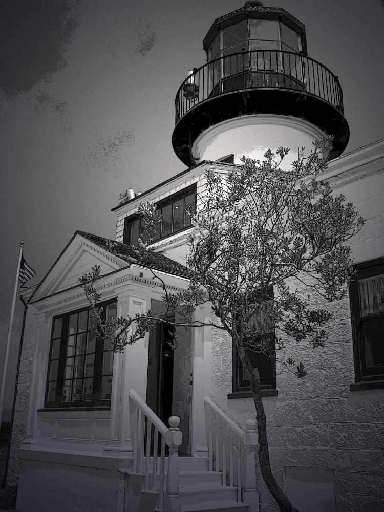 Point Pinos Lighthouse   Photos by Pinta