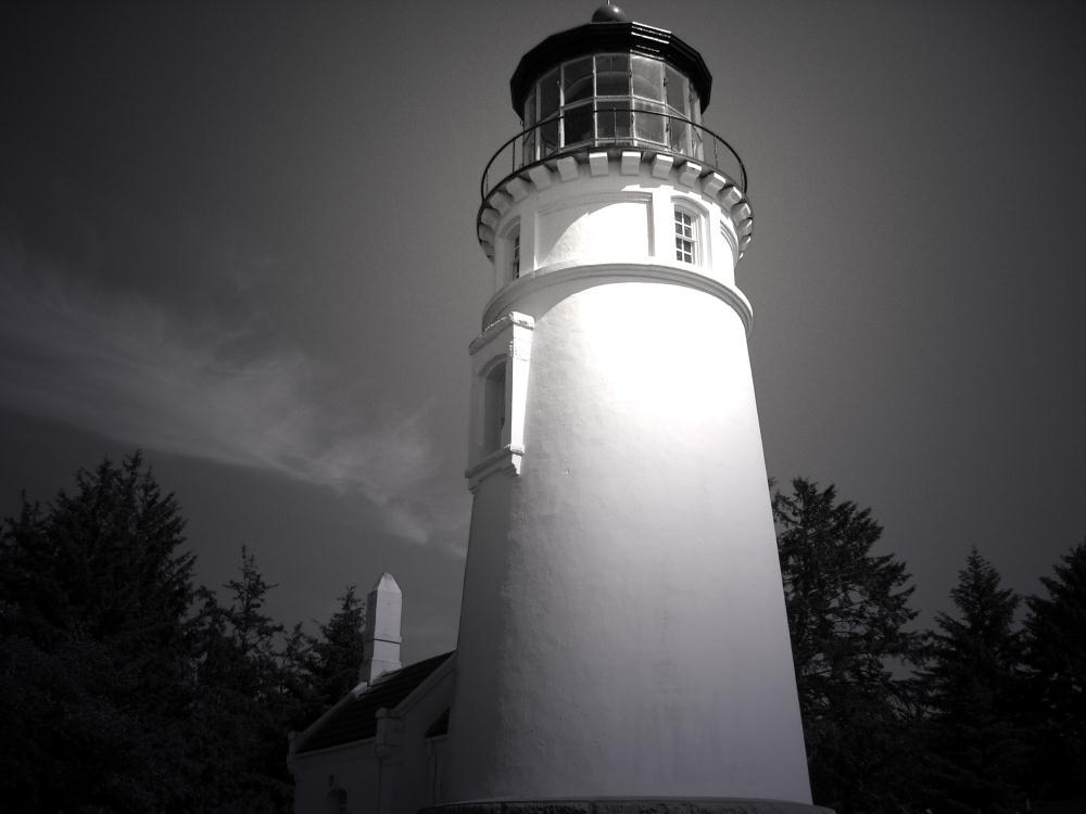 Umpqua River Lighthouse   Photos by Pinta