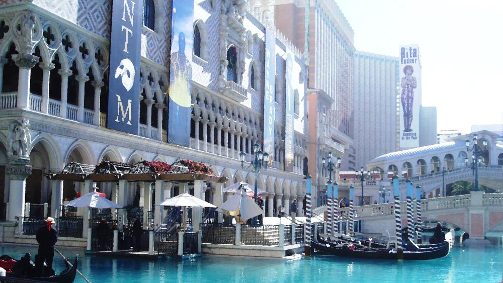 Vegas Venetian Gondola | Photos by Pinta