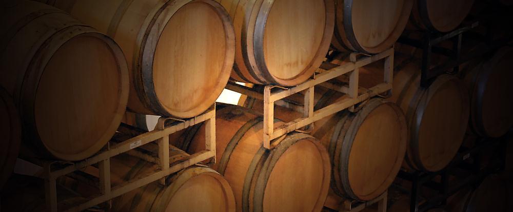 Wine Barrels | Photos by Pinta