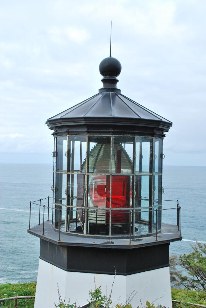 Cape Meares Light   Photos by Pinta