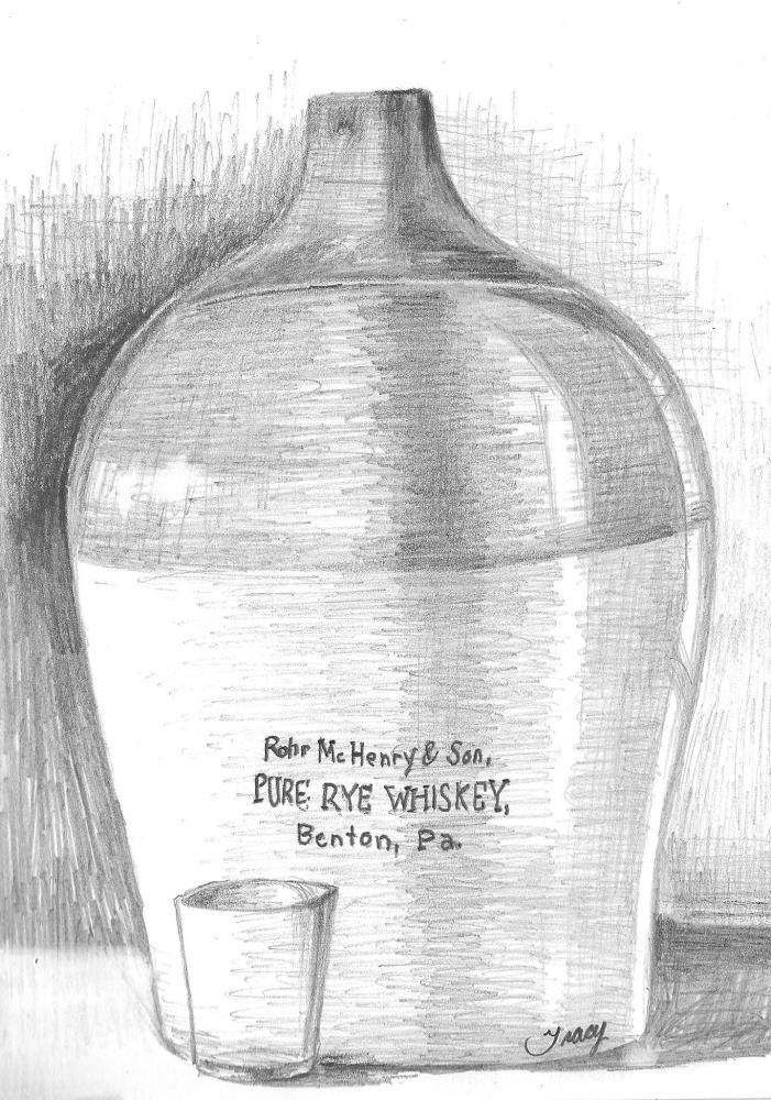 Mchenrysjugshot | Tracy's Artwork