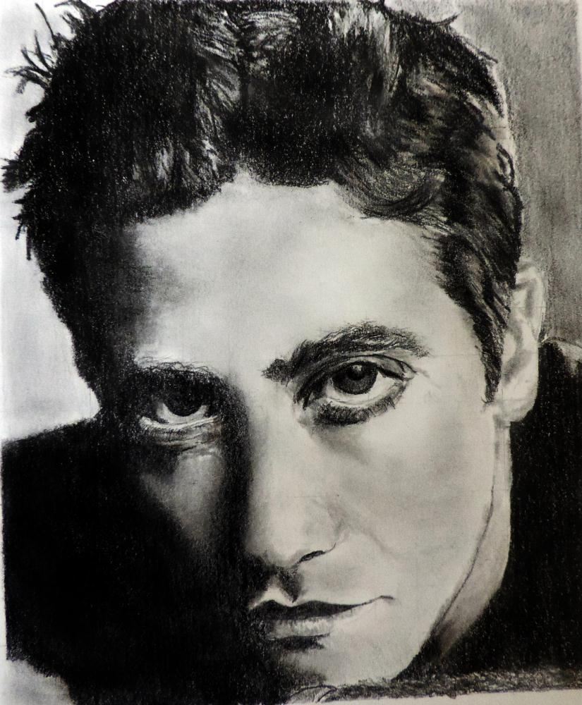 Jake Gyllenhal | Jeremy's Art