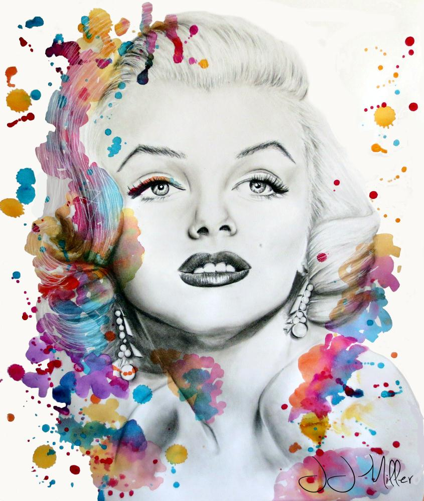 Marilyn Monroe Pencil &am... |