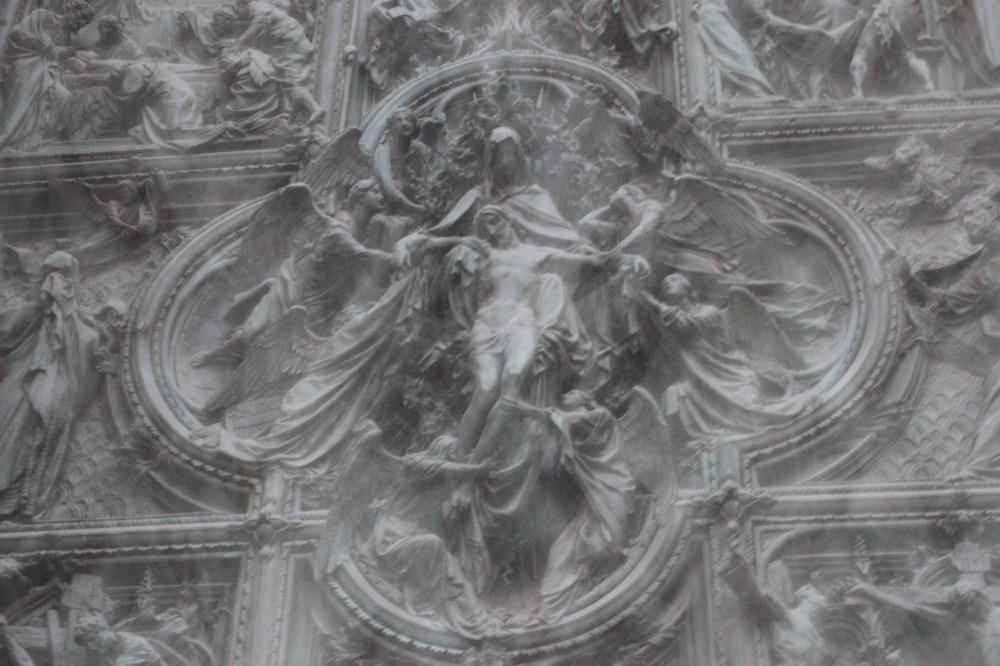 Christ on Il Duomo | Persistent Illusions