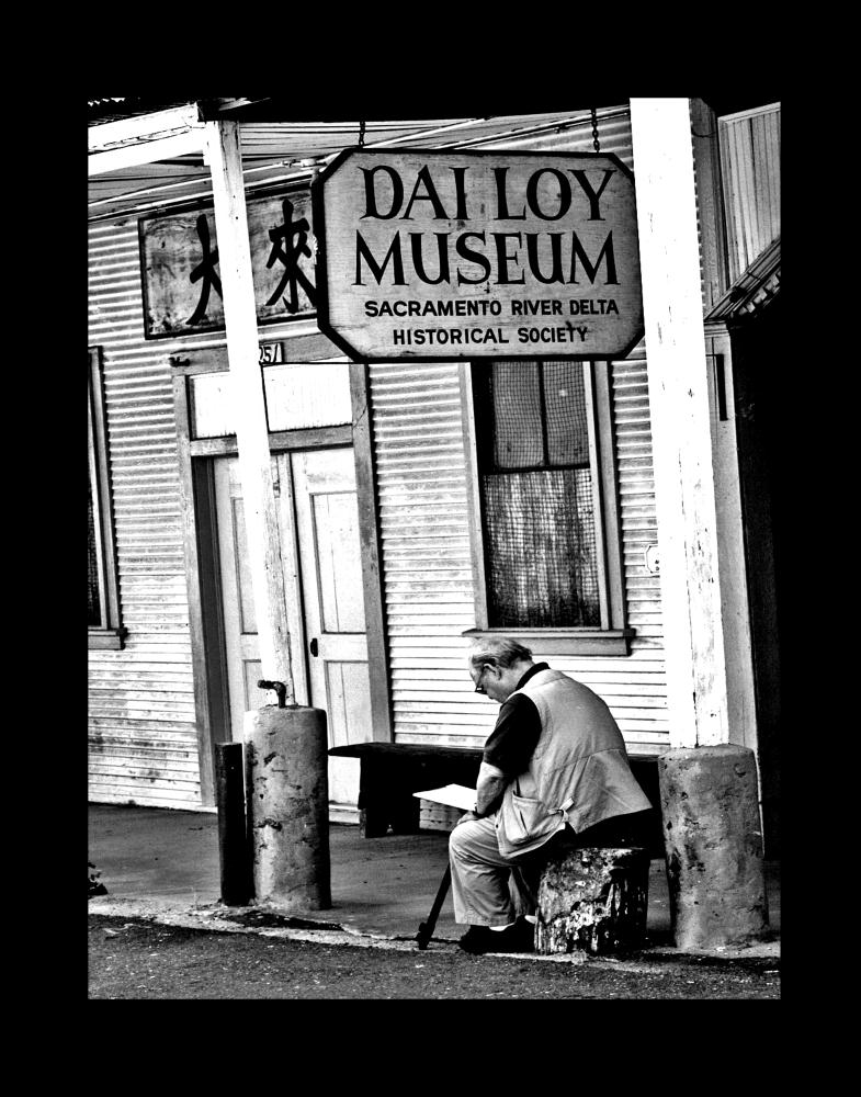 Dai Loy Museum  - A Stree... | Visual Art By Joseph