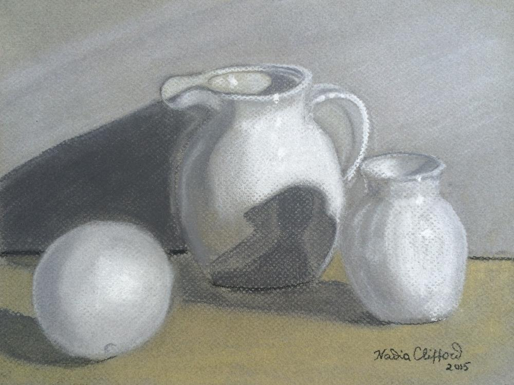 Still Life in White |
