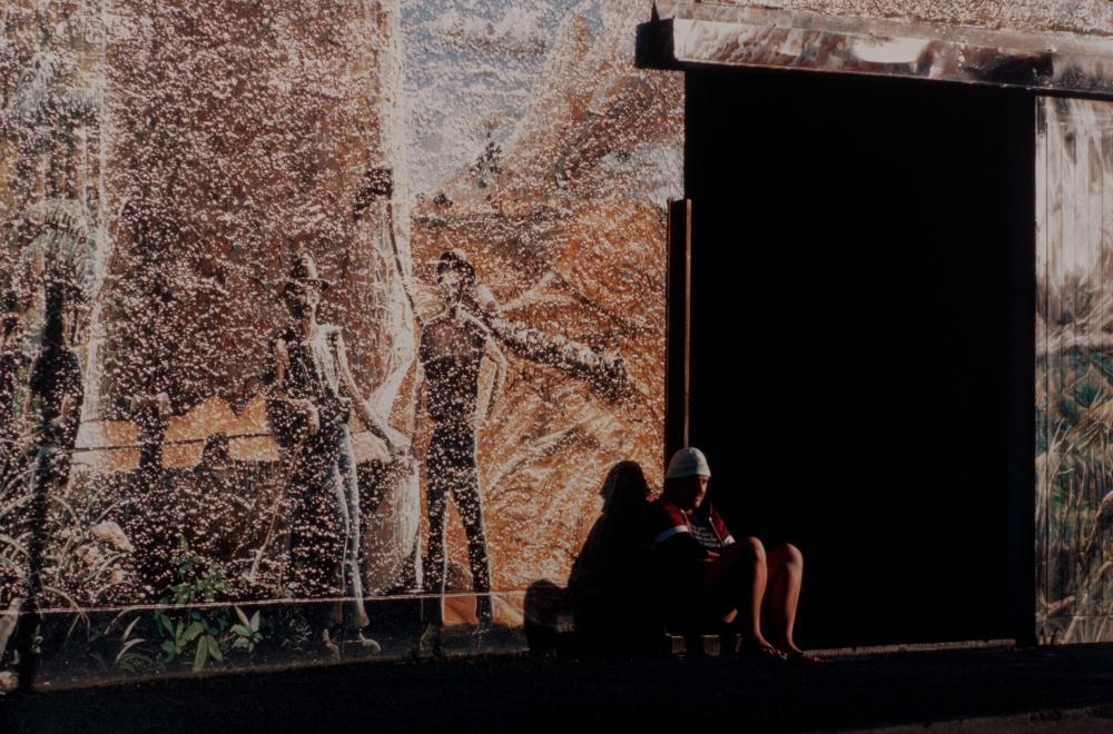Mural in Early Light | K DucoteSchimmel Art & Ph...
