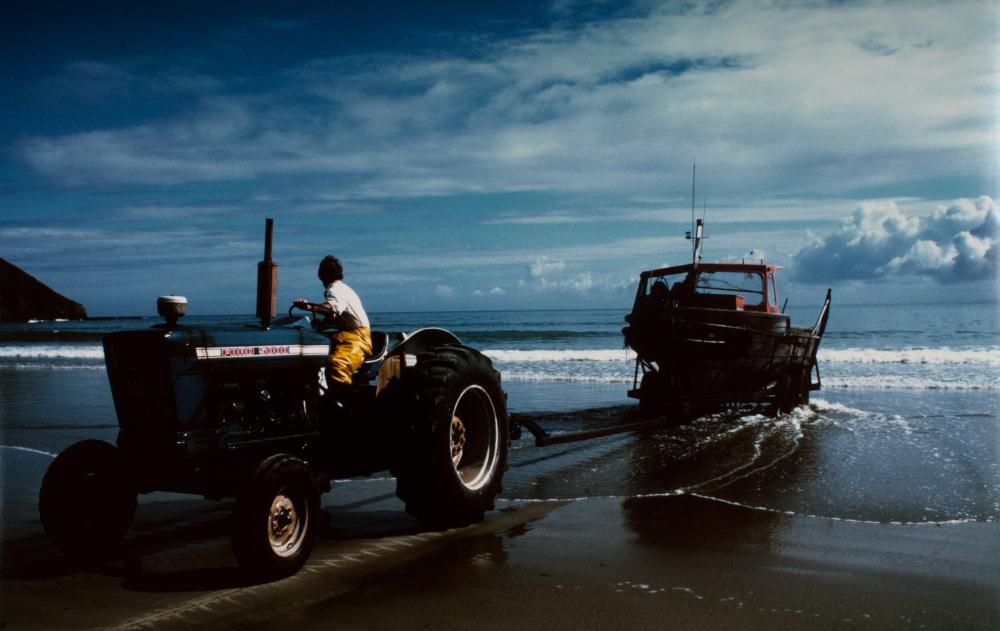 TractorBoatOcean | K DucoteSchimmel Art & Ph...
