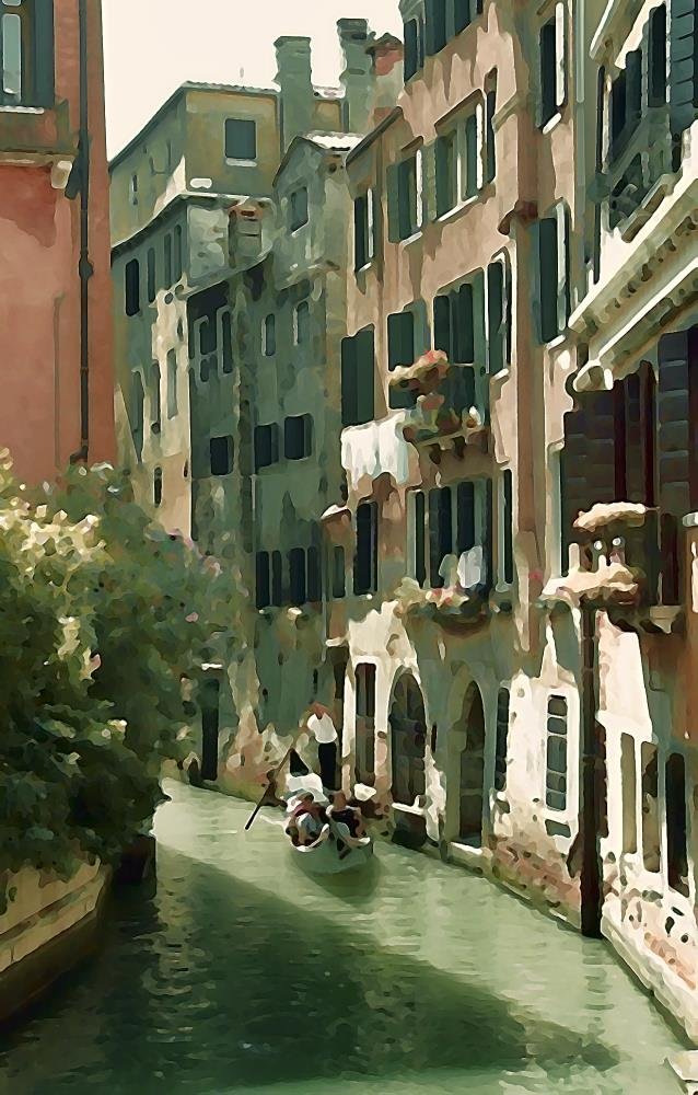 Venetian Canal | Lisa Kaye Fine Art Photog...
