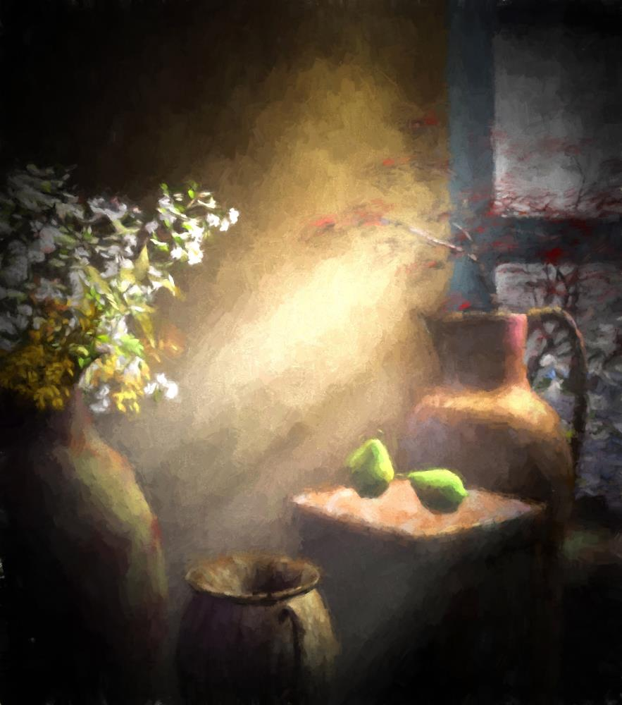 Still life | Arte de Angel Estevez