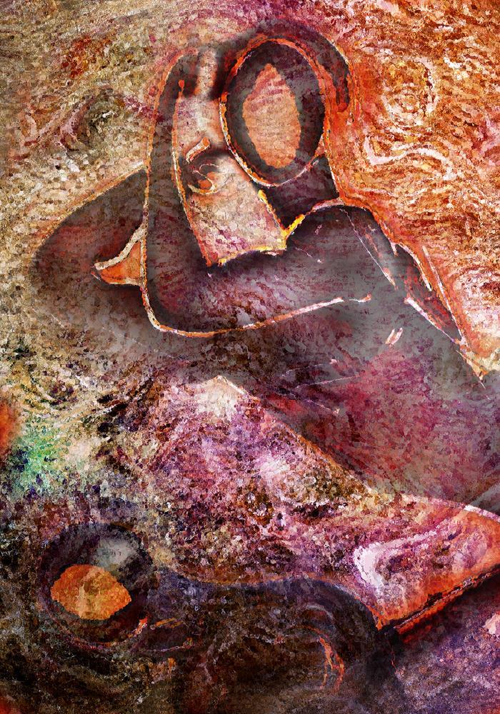 Dancers | Arte de Angel Estevez