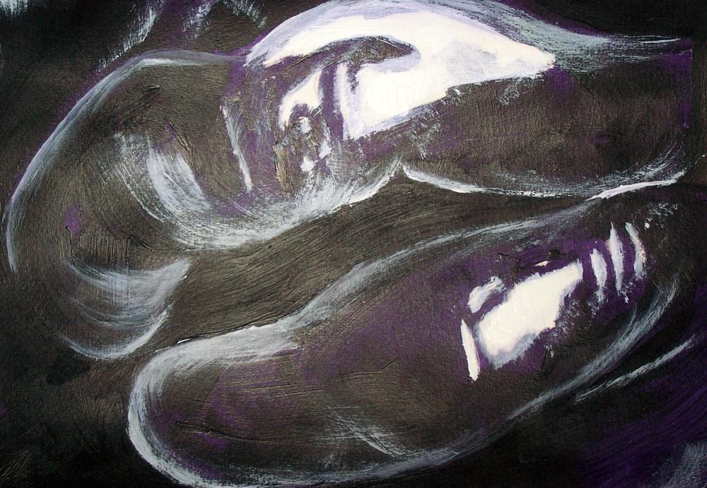 Purple Lips | La Familia Cartel