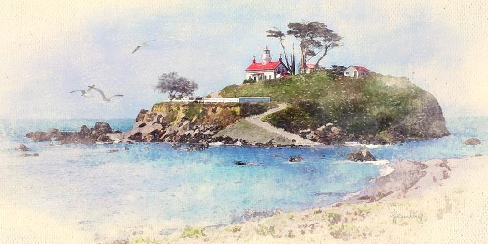 Battery Point Lighthouse ... | Expressions of Life