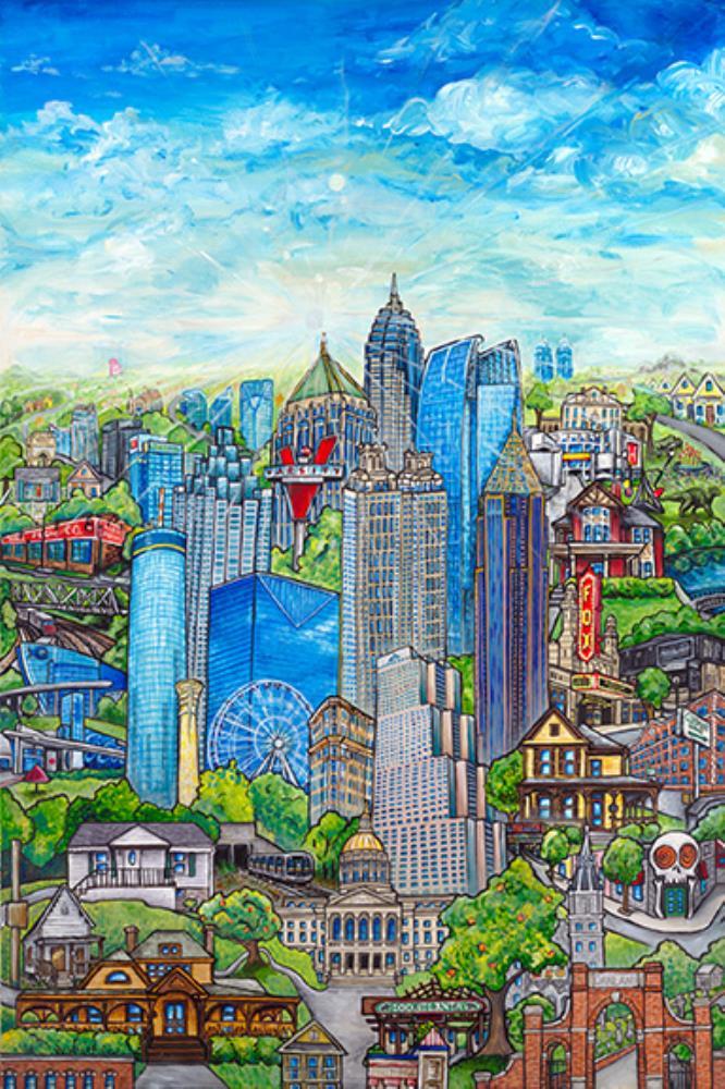 Atlantaeq-GS1-Pop small | Natalie's Art