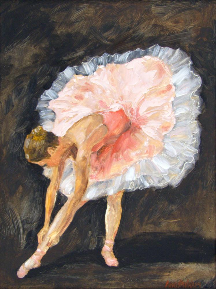 Ballerina | Abbyanna Gehrke Fine Art