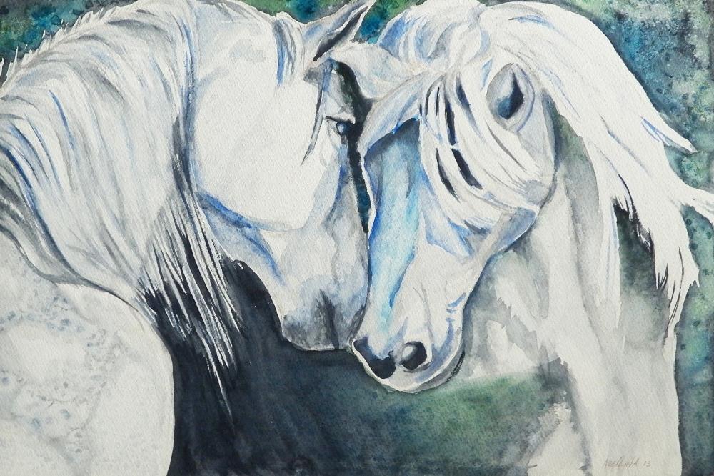 Tenderness   Abbyanna Gehrke Fine Art