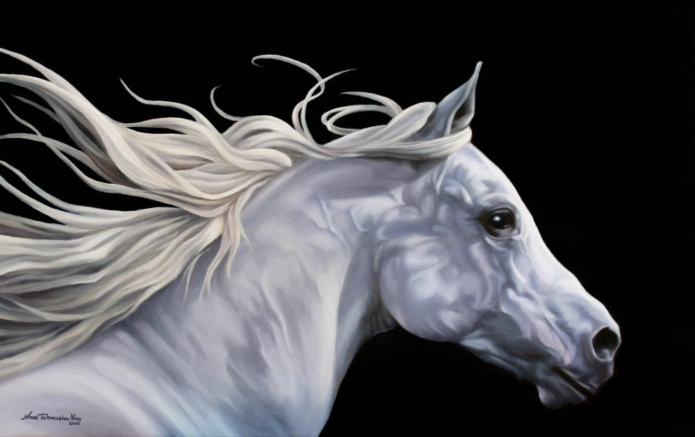 White Horse   Nouné's Art