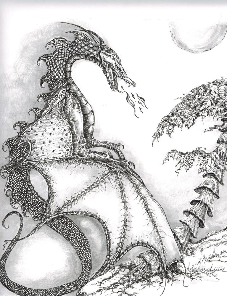 dragon2 | Trudeau Creations